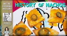 Food History|The Story & Recipe behind the Original Nachos from 1943! by Main yesterkitchen channel