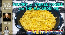 Food History| Where did our Beloved Mac and Cheese Come from? by Main yesterkitchen channel