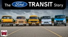 The Ford Transit Story by Main bigcar channel
